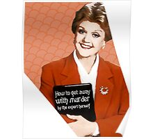 Murder, She Wrote Fan Art Poster