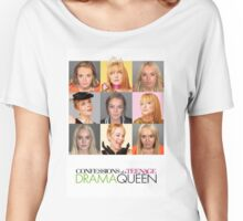 confessions of a teenage drug addict Women's Relaxed Fit T-Shirt
