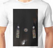 Light of the Cross in the dark Unisex T-Shirt