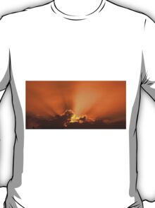 Sunset Over Warnbro (2) T-Shirt