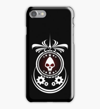 Motor AlienMotard iPhone Case/Skin