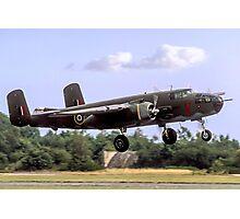 B-25N Mitchell III HD346/ND-V N320SQ Photographic Print