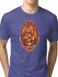 I choose fire Tri-blend T-Shirt