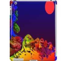 ALIEN LANDSCAPE iPad Case/Skin