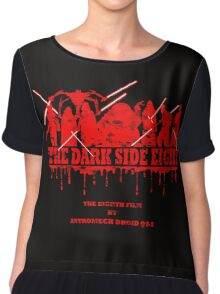 The Dark Side Eight Chiffon Top