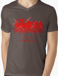 The Dark Side Eight Mens V-Neck T-Shirt