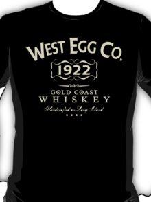 West Egg Whiskey T-Shirt