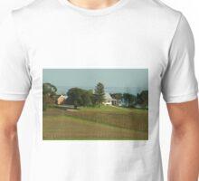 Joe Mortelliti Gallery - Spray Farm homestead, Bellarine Peninsula, Victoria, Australia. Unisex T-Shirt