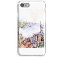 The Victoria Harbour iPhone Case/Skin