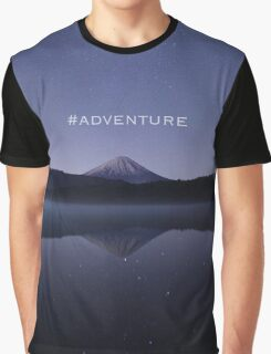 #adventure Graphic T-Shirt
