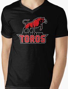 Tijuana Toros Mens V-Neck T-Shirt