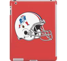 Vintage Patriots Helmet  iPad Case/Skin