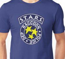 S.T.A.R.S. - RACCOON POLICE DEPT. - RESIDENT EVIL Unisex T-Shirt