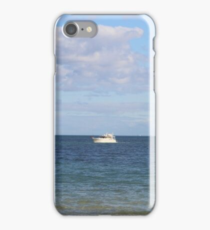 Sail on by iPhone Case/Skin