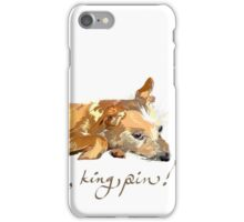 Melvin, KingPin iPhone Case/Skin