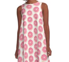 Pink lemon A-Line Dress