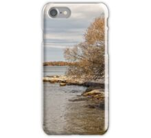 Wolfe Island iPhone Case/Skin