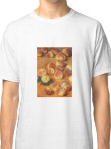 Claude Monet - Peaches Classic T-Shirt