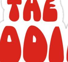 The Goodies Sticker