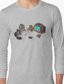 Gamers Gonna Game Long Sleeve T-Shirt