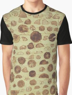 Wood And Stone Graphic T-Shirt