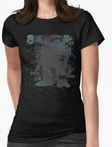 84 Revisited V7 Womens Fitted T-Shirt