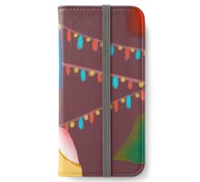 Lonely parties iPhone Wallet/Case/Skin