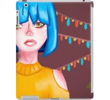 Lonely parties iPad Case/Skin