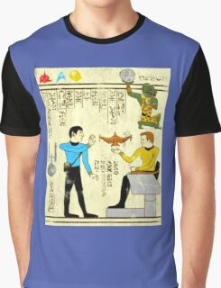 Papyrus Star Trek Graphic T-Shirt