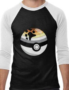 Bear Ball! GO!  Men's Baseball ¾ T-Shirt