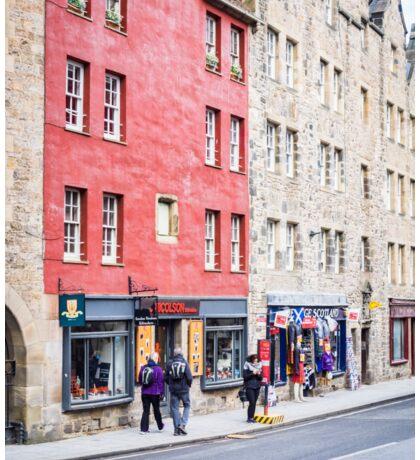 Buildings in Edinburgh Sticker