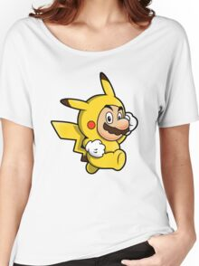 Pika Suit Women's Relaxed Fit T-Shirt
