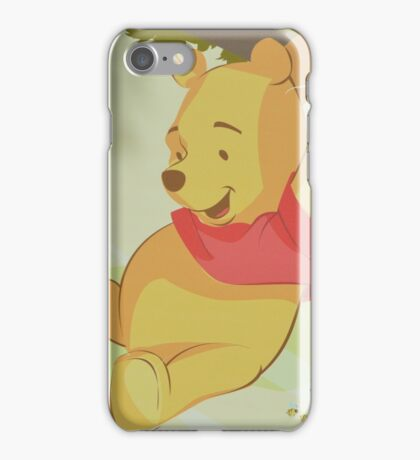 A Bear Named WINNIE iPhone Case/Skin