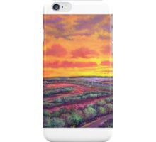 Chickasaw Bluff...Almost Night iPhone Case/Skin