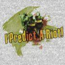 i predict a riot! by bobas