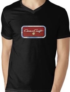 Chris Craft Vintage Boats Mens V-Neck T-Shirt