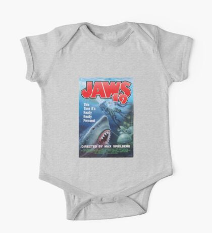 Back to the future - JAWS 19 One Piece - Short Sleeve