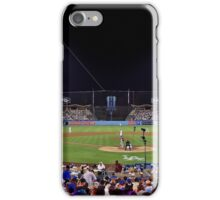 at the game iPhone Case/Skin