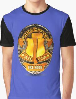 Axe Cop Graphic T-Shirt