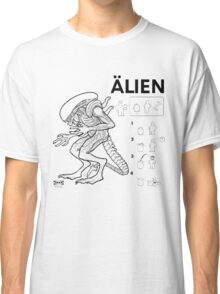 Alien Ikea Classic T-Shirt