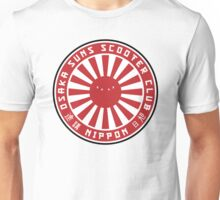 Oaska Suns Scooter `Club Unisex T-Shirt