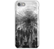 metro impression iPhone Case/Skin