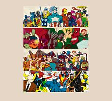 Marvel (and DC Comics) Unisex T-Shirt