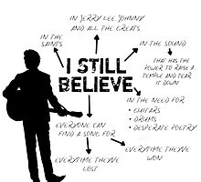 Frank Turner- I still believe by stagedoormerch