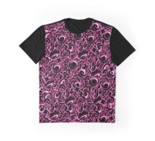 Tangle Pink Graphic T-Shirt