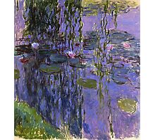 Claude Monet - Water Lilies 1919 3 Photographic Print