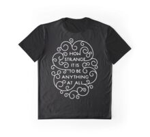 Neutral Milk Hotel - How Strange It Is To Be Anything At All  Graphic T-Shirt