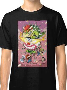 Mario Attack Classic T-Shirt