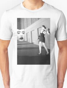 The Mask - Self Portrait Unisex T-Shirt
