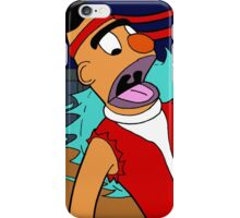 Sesame Street Fighter iPhone Case/Skin